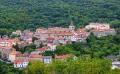 Bakar óvárosa a Frangepán kastéllyal