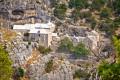 A Blaca kolostor az egyik legjobb kirándulási lehetőség a Brac szigeten