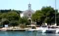 Ilovik sziget Horvátországban a Losinj szigettel szemben a nyílt tengeren helyezkedik el.