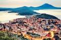 Losinj sziget Horvátország északnyugati peremén fekszik. Egy hosszan elnyúló, dombos szigethez érkeztünk.