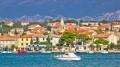 Novalja Horvátországban a Pag sziget keleti partján fekszik.