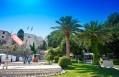 Nyaralás Rabon, csodaszép napsütésben, egy igazi mediterrán helyen Horvátorságban.