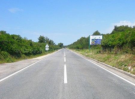 Adria főút, Adria main road