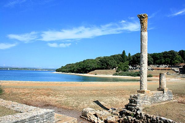 A római kikötő romjaihoz érkeznek a hajós kirándulások