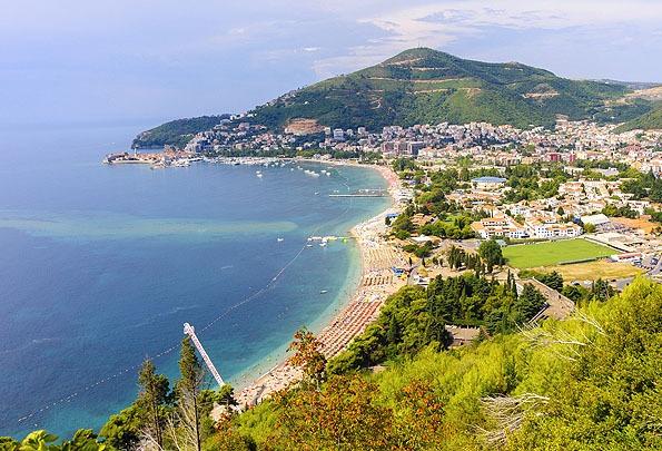 Egy tökéletes montenegrói nyaralás a Budva strandon