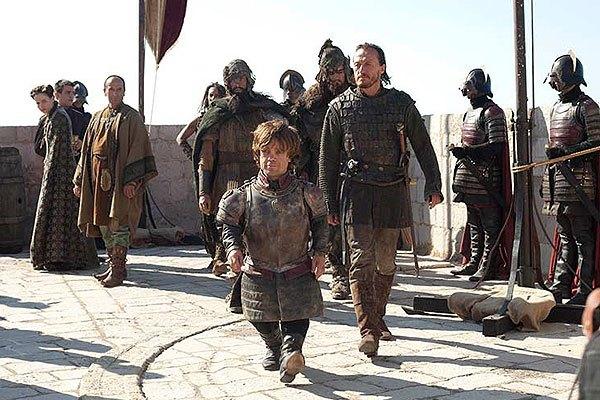 Sok Trónok harca jelenetet itt, a Minceta erődnél forgatták.