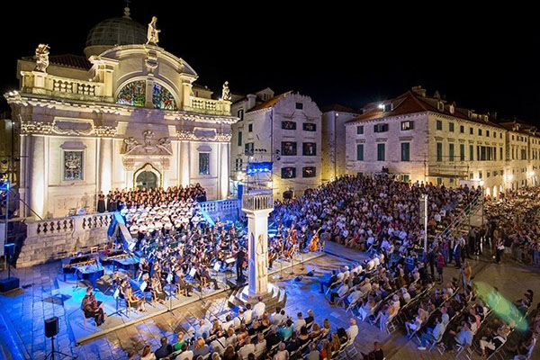 A Dubrovnik Nyári Fesztivál a legfontosabb ünnep