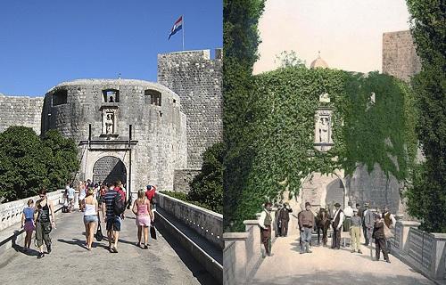 A Plie kapu most és 150 éve