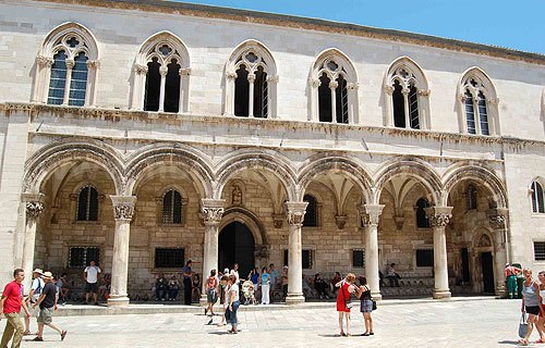 Rektori palota Dubrovnikban