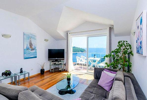 Dubrovnik szállás – Kekia apartman
