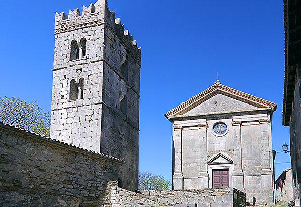 Hum templom