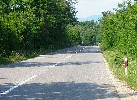 Krk fõút, Krk main road