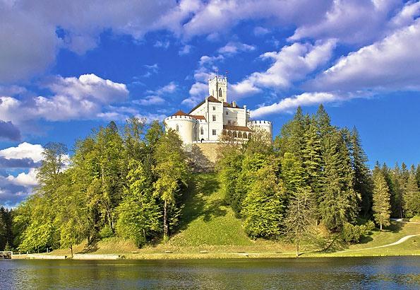 A csodálatos Trakostyáni vár