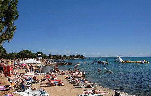 A Belvedere strand
