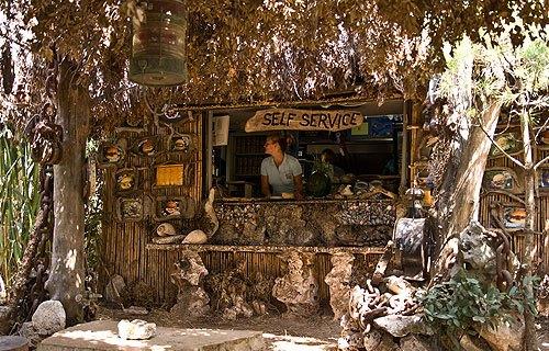 És egy nomád bár