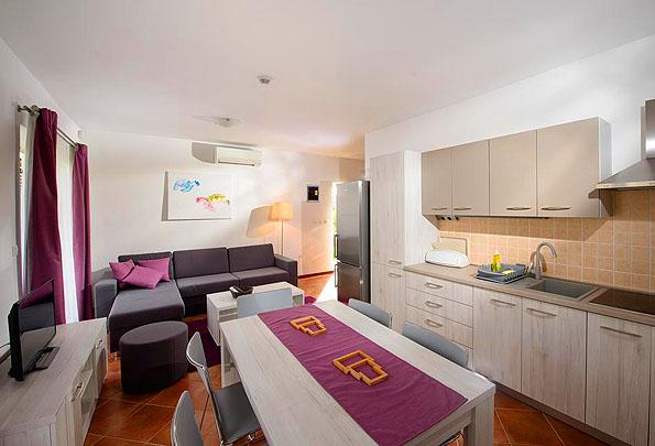Medulin szállás – Bernic apartman