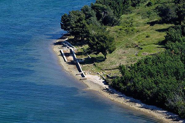 A Villa Vizula az egyik legmisztikusabb hely Medulinban