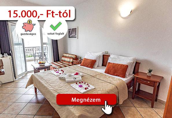 Montenegró szállás – Adriatic apartman