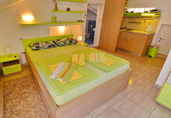 Montenegró szállás – Kordic apartman