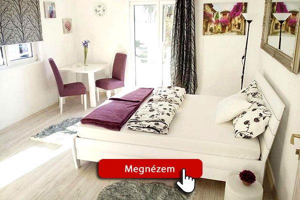 Montenegró szállás – Jadran apartman