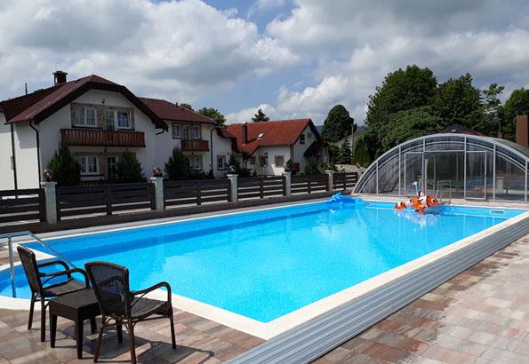 Plitvicei Tavak szállás – Plitvica Lodge