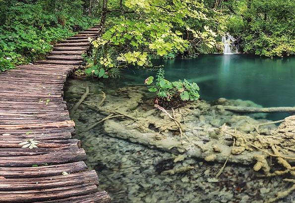 Biztonságosan járhatók a Plitvicei tavak útvonalai