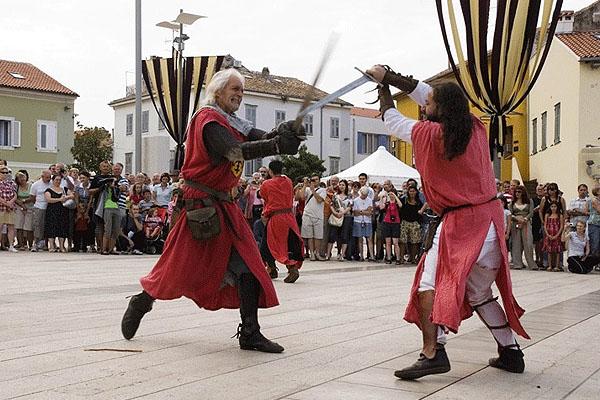 A Giostra fesztiválon éles küzdelem folyik