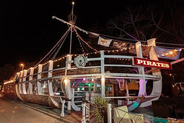 Club Aruba. Pula legjobb discó és partihelye