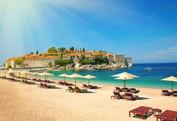 A legszebb montenegrói strand