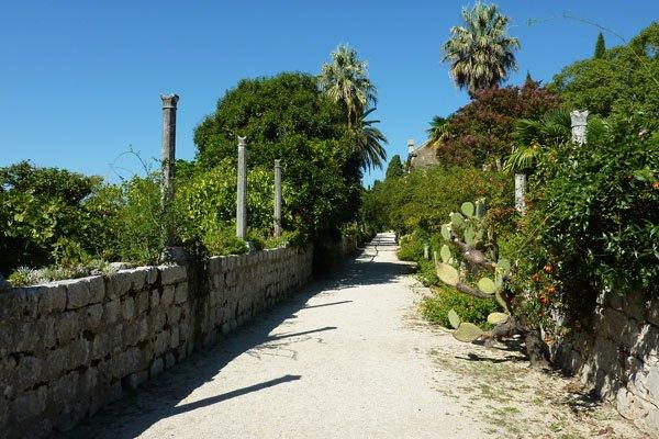 Horvátország egyetlen arborétuma a Trsteno arborétum.