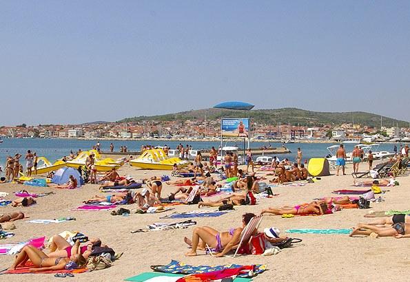 Vodice strandja
