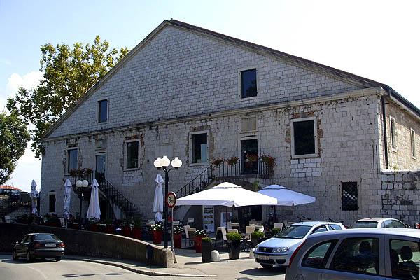 Zadar Arsenal: egykoron itt állott a velencei fegyverraktár