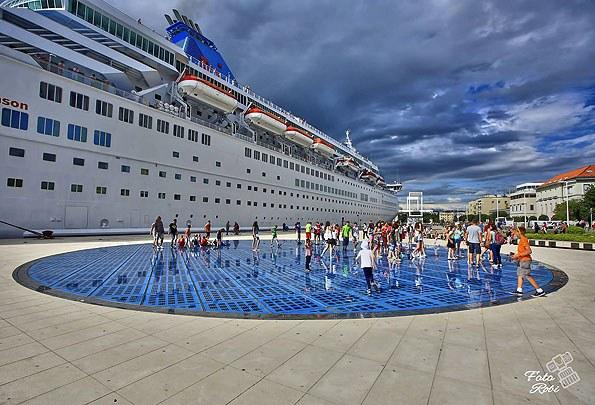 A Nap emlékmûve, Zadar